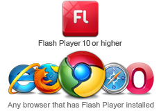 Flash Player Required